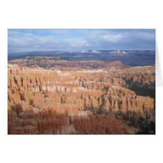 Inspiration Point, Bryce Canyon National Park Card