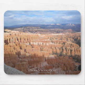 Inspiration Point, Bryce Canyon, Utah Mouse Pad