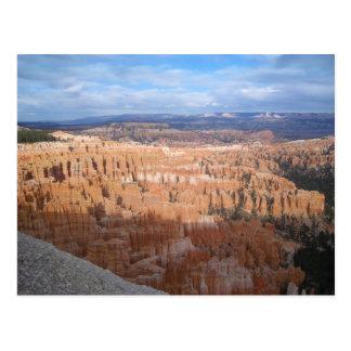 Inspiration Point, Bryce Canyon, Utah Postcard