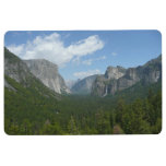 Inspiration Point in Yosemite National Park Floor Mat