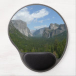 Inspiration Point in Yosemite National Park Gel Mouse Pad