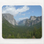 Inspiration Point in Yosemite National Park Mouse Pad