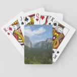 Inspiration Point in Yosemite National Park Playing Cards