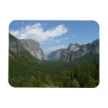 Inspiration Point in Yosemite National Park Rectangular Photo Magnet