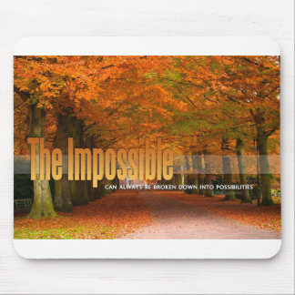 Inspiration | Possibilities Mouse Pad