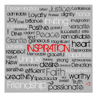 Inspiration Poster