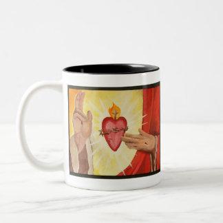 inspiration Two-Tone coffee mug