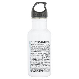 Inspirational 946 ml water bottle