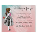 Inspirational A Prayer for You Poster
