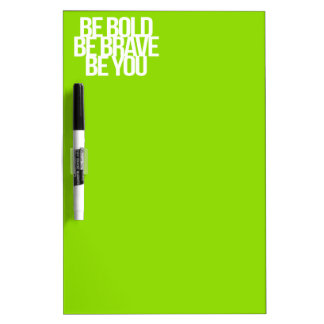Inspirational and motivational quotes Dry-Erase board