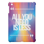 Inspirational and motivational quotes iPad mini covers