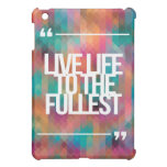 Inspirational and motivational quotes cover for the iPad mini
