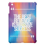 Inspirational and motivational quotes case for the iPad mini