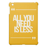 Inspirational and motivational quotes iPad mini cover