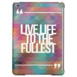 Inspirational and motivational quotes iPad air covers