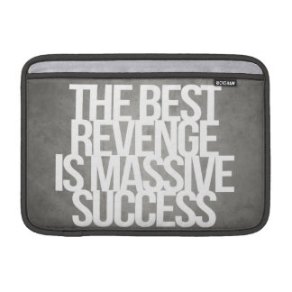 Inspirational and motivational quotes MacBook sleeves