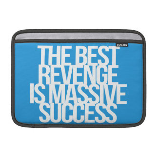 Inspirational and motivational quotes MacBook air sleeve
