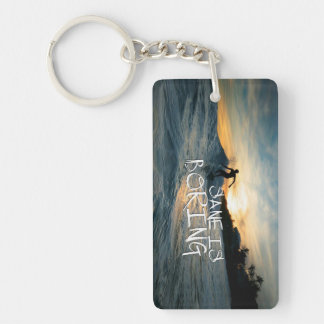 Inspirational and motivational quotes keychain