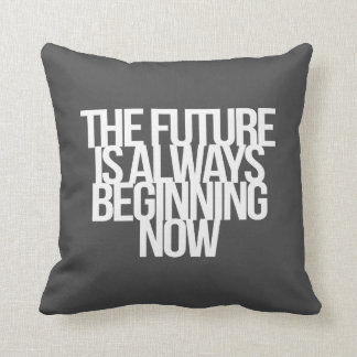 Inspirational and motivational quotes pillow
