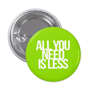 Inspirational and motivational quotes pinback button