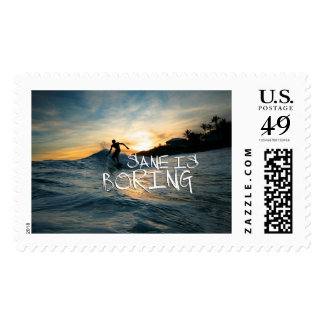 Inspirational and motivational quotes postage