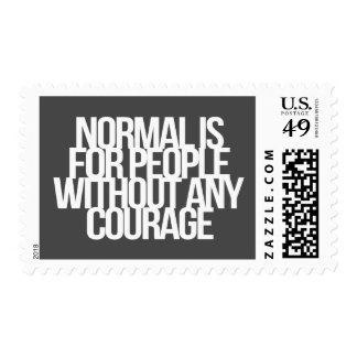Inspirational and motivational quotes stamps