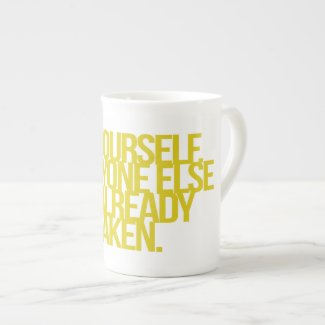 Inspirational and motivational quotes tea cup