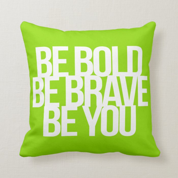 Inspirational and motivational quotes throw pillow Zazzle