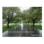 Inspirational Arlington National Cemetery Postcard