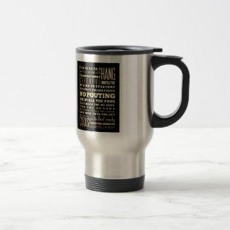 Inspirational Art - Christmas  Carol Coffee Mugs