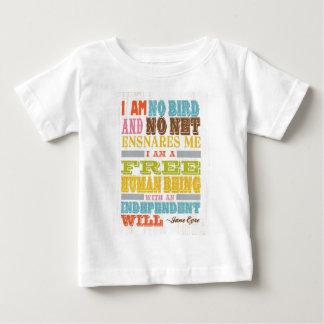 Inspirational Art - Jane Eyre Baby T-Shirt