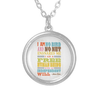 Inspirational Art - Jane Eyre Necklaces