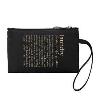 Inspirational Art - Laundry Process Coin Wallet