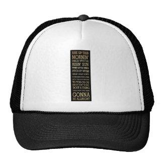 Inspirational Art - Morning Time Trucker Hat
