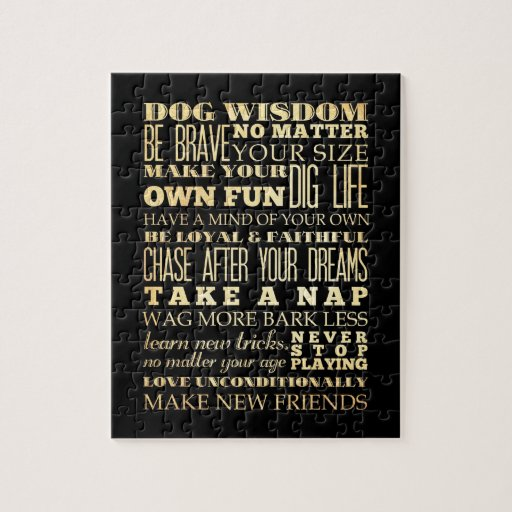 Inspirational Art - Stay Positive. Jigsaw Puzzle