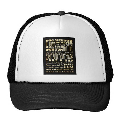 Inspirational Art - Stay Positive. Trucker Hat