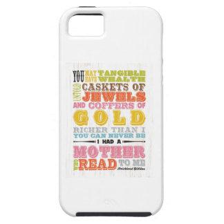 Inspirational Art - Strickland Gillilan iPhone SE/5/5s Case