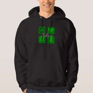 Inspirational Believe - SCT and BMT Support Sweatshirt