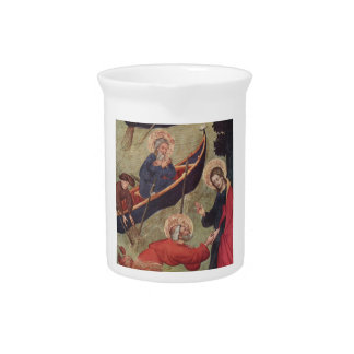 Inspirational-Bible Blessing Faith Hope Love Pitcher