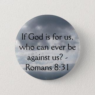 Inspirational Bible Verse Button