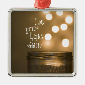 Inspirational Bible Verse Christian Quote Christmas Tree Ornaments