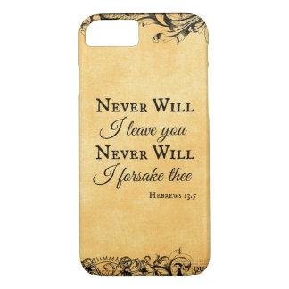 Inspirational Bible Verse iPhone 7 Case