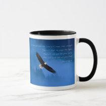 Inspirational Bible Verse Isaiah Mug