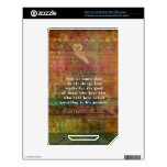 Inspirational Bible Verse Skins For The NOOK Color