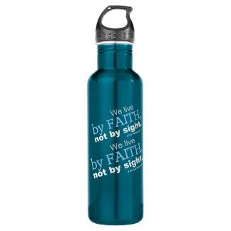 "Inspirational Blessings ""1 Corinthians 5:7"" Bottle"