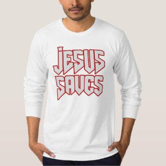 "Inspirational Blessings""JESUS SAVES"" Tee"