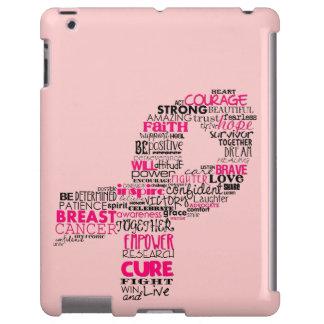 Inspirational Breast Cancer Awareness Ribbon