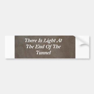 Inspirational Bumper Sticker