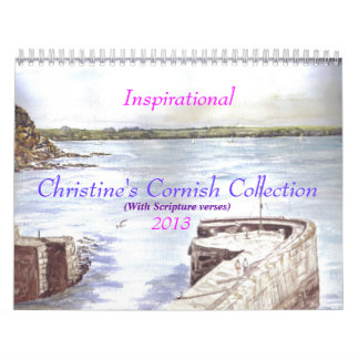 'Inspirational' Calendar