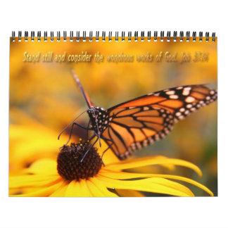 Inspirational Calendar